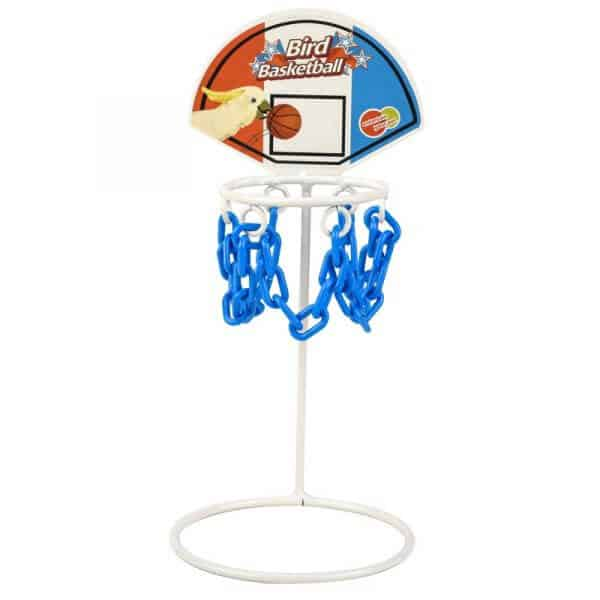 basketball training toy for parrots
